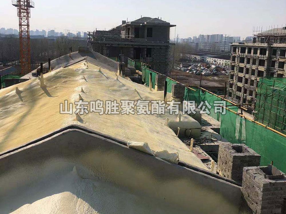 楼顶防水保温一体化